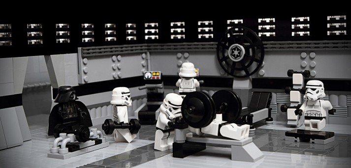 lego workout